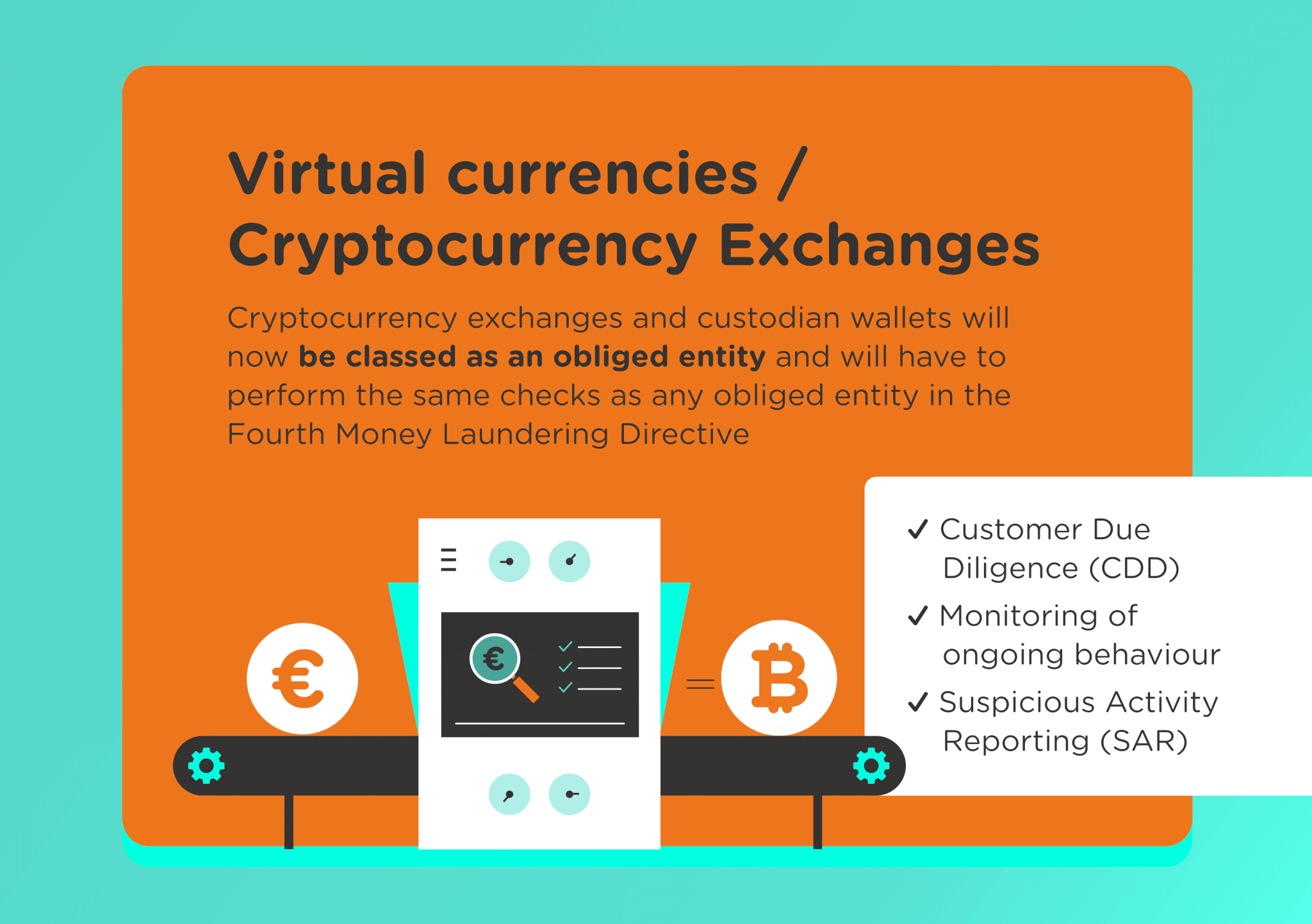 5AMLD Crypto Crytpocurrency Exchanges