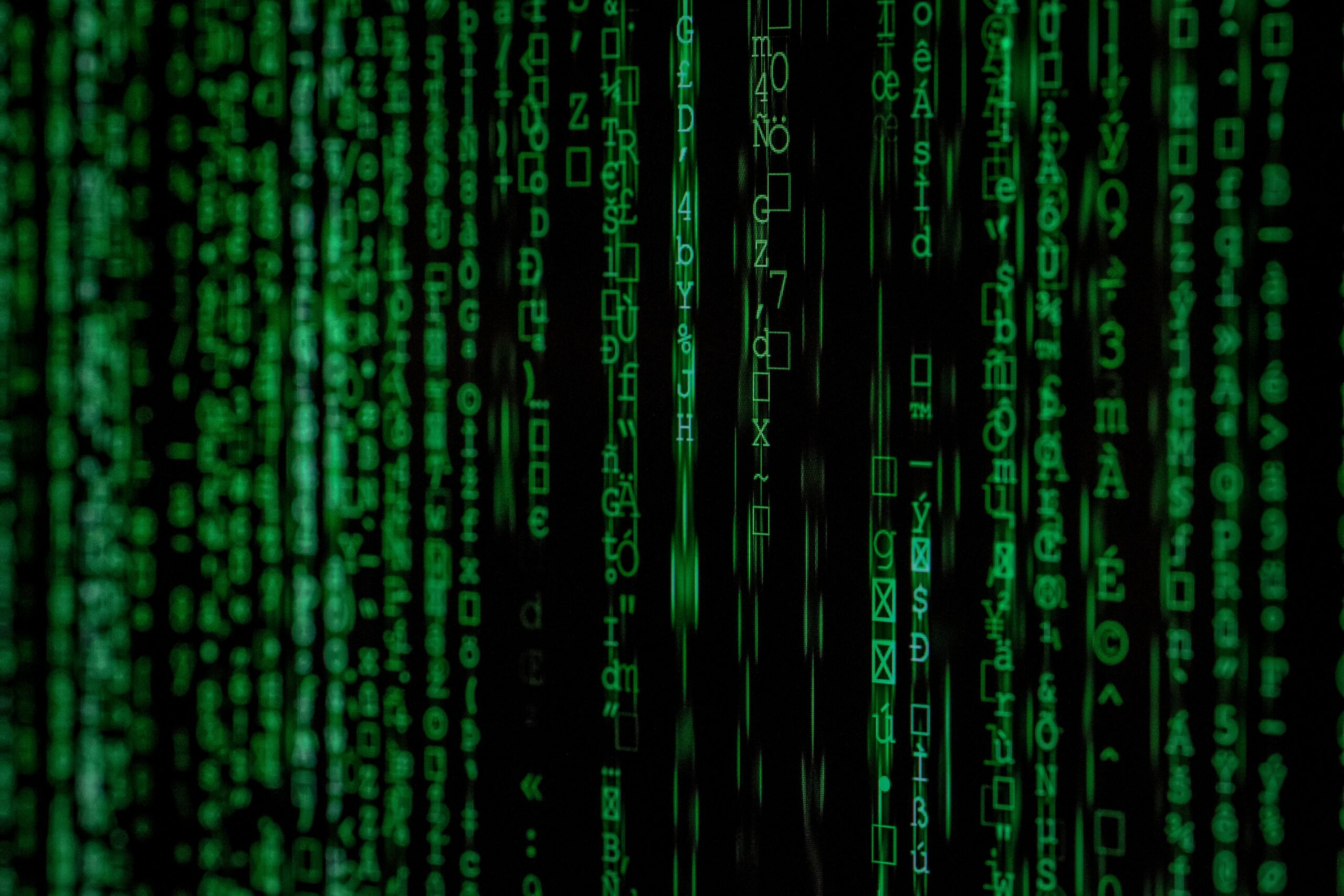 code on a screen: cybercrime and money laundering