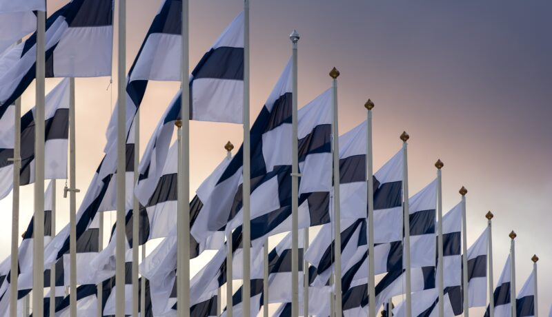 Anti Money Laundering Finland : Flags